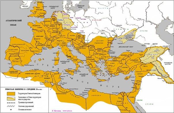 Римская империя и Византия на Северном Кавказе