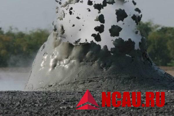 Грязевые вулканы Тамани