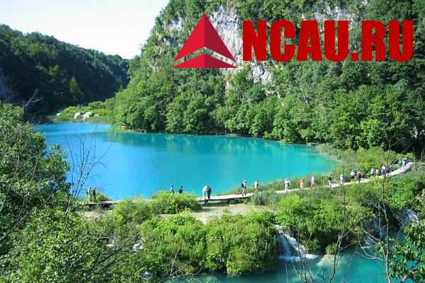 Северный Кавказ Голубые озера