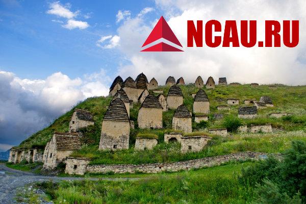 Северный Кавказ Даргавский некрополь