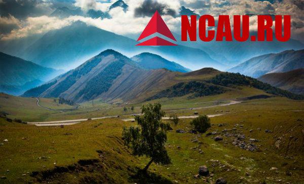 Северный Кавказ Джейрахское ущелье