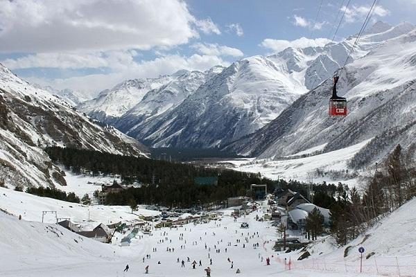 Северный Кавказ. Приэльбрусье