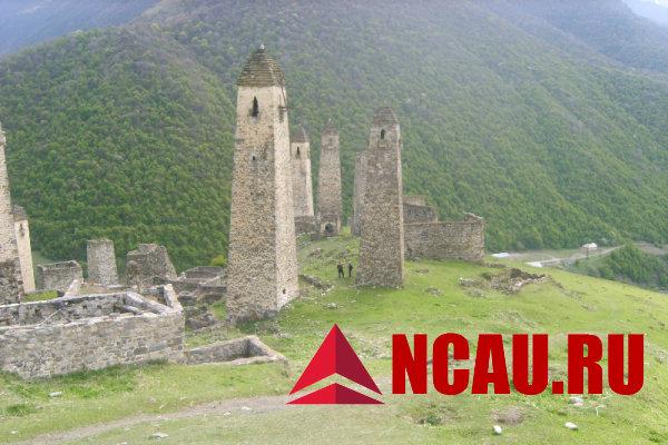 Сторожевые башни Северного Кавказа