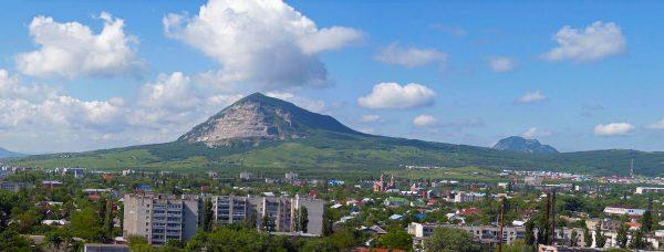 Северный Кавказ. Город Минеральные Воды