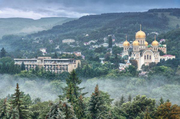 Северный Кавказ. Кисловодск