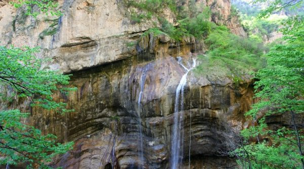 Северный Кавказ. Чегемские водопады