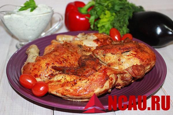 Цыпленок табака (грузинская кухня)